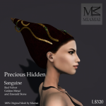Miamai_Precious Hidden cap_Sanguine_ADs