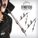 NOMAD __ Stimsticks