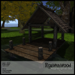 {RW} Roughed Up Fishin Dock