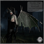 ~_S.E._~ Draconian Wings Pic (we _3 RP Aug '15)