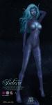 Sidera female +Fallen Gods Inc.