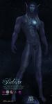 Sidera male +Fallen Gods Inc.