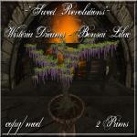 Wisteria Dreams - Bonsai Lilac