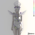 Zibska ~ Blanchefleur