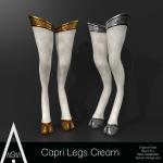 AiShA (V) Capri Legs Cream