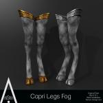 AiShA (v) Capri Legs Fog