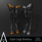 AiShA (V) Capri Legs Shadow