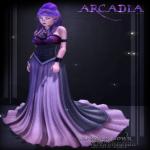 .Arcadia. Leannan Gown