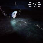 E.V.E Poster Stars Fireflies lights path M01