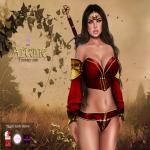 [LF] Arcane Fantasy Suit