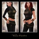 [V_W] AD Yara Outfit - Jade-Smoke