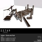 22769 ~[bauwerk] Docks and Tools [ad]