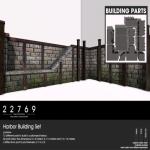 22769 ~[bauwerk] Harbor Building Set [ad]