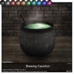 A.D.D.Andel! Brewing Cauldron AD
