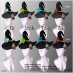[Cloud] Element witch hat chart