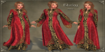 Elwing Gown RED