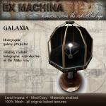 Ex Machina -  Galaxia Vendor