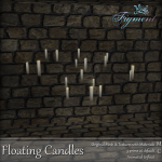 FIGMENT-Floating Candles Ad