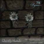 FIGMENT-Ghostly Hands Ad