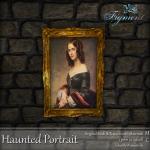 FIGMENT-Haunted Portrait Ad