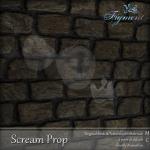 FIGMENT-Scream Prop Ad