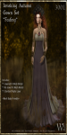 Invoking Autumn Gown Set-Fading_Promotional Art