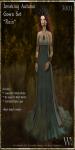 Invoking Autumn Gown Set-Rain_Promotional Art