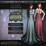 Lakrya - Clara FitMesh Dress Vendor Pic