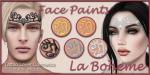 LB Facepaint Ad Autumn Crown