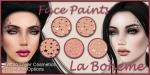 LB Facepaint Ad Seeing Stars
