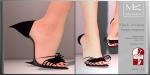 Miamai_BlackWidow_Purple empress shoes (Slink high) ADs