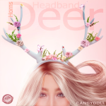 CandyDoll - Deer Horns