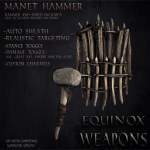 ._[EQ]_. Manet Hammer
