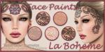 LB Facepaint Ad Mehndi Mask 1