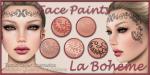 LB Facepaint Ad Mehndi Mask 2
