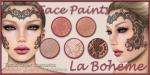 LB Facepaint Ad Mehndi Mask 3