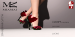 Miamai_Bloom pumps - passion (Slink high) ADs