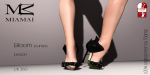 Miamai_Bloom pumps - poison (Slink high) ADs