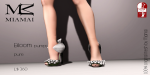 Miamai_Bloom pumps - pure (Slink high) ADs