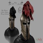 [NC] - War Helmet
