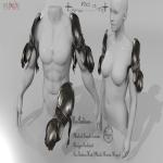 [NC] - War Pauldrons -