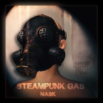 Pure Poison - Steampunk Gas Mask AD