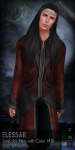 ._SF_. _Elessar_ Tunic Jacket_ Men Ad