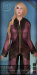 ._SF_. _Elessar_ Tunic Jacket_ Women Ad