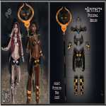 Amunet Golden Outfit - Sweet Lies Original jpg