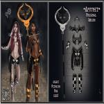 Amunet Silver Outfit - Sweet Lies Original jpg