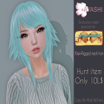 [^.^Ayashi^.^] Kiwi-hunt item