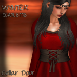 CD ADD WYNTER SCARLETTE