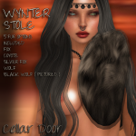 CD ADD WYNTER STOLE