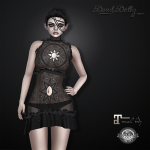 Dead Dollz - Hoar minidress - WeLove DEC AD